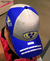 Dead rising clothing Blue and White Baseball Cap