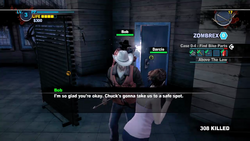 Dead rising 2 case 0 darcie and bob escorting (32)