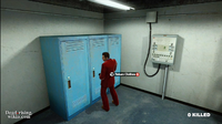Dead rising downloadable clothing Burgundy Wine outfit (2)