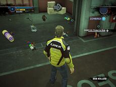 Dead rising 2 safe house mod alot of weapons