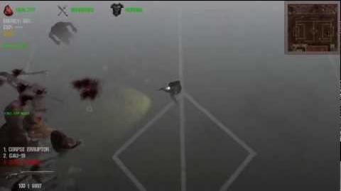 Dead Frontier 3D Slender Man - Single Player