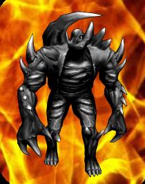 Burning Black Titan