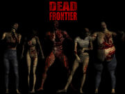 """""""3D Zombie Group"""""""