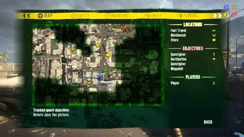 Dead Island - Id Card 45 Location