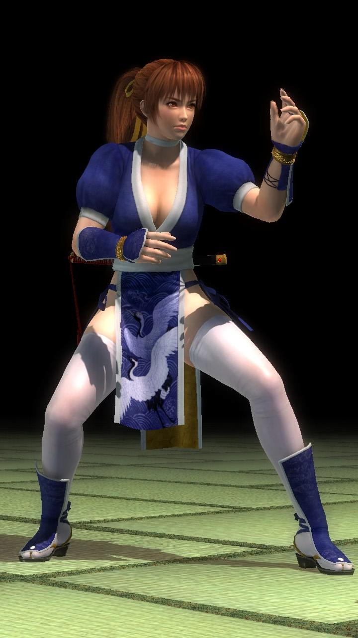 Your opinion dead or alive 2 kasumi