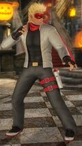 DOA5U halloween vol2 jacky costume 08