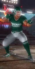 DOA5U Bayman Sports Screen