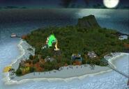 Zack Island Night