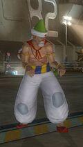DOA5LR Tatsunoko Mashup Gen Fu Costume
