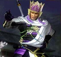 DOA5LR Leon Kenshin Uesugi