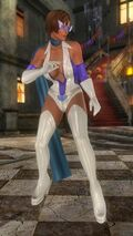 DOA5U halloween vol2 lisa costume 27