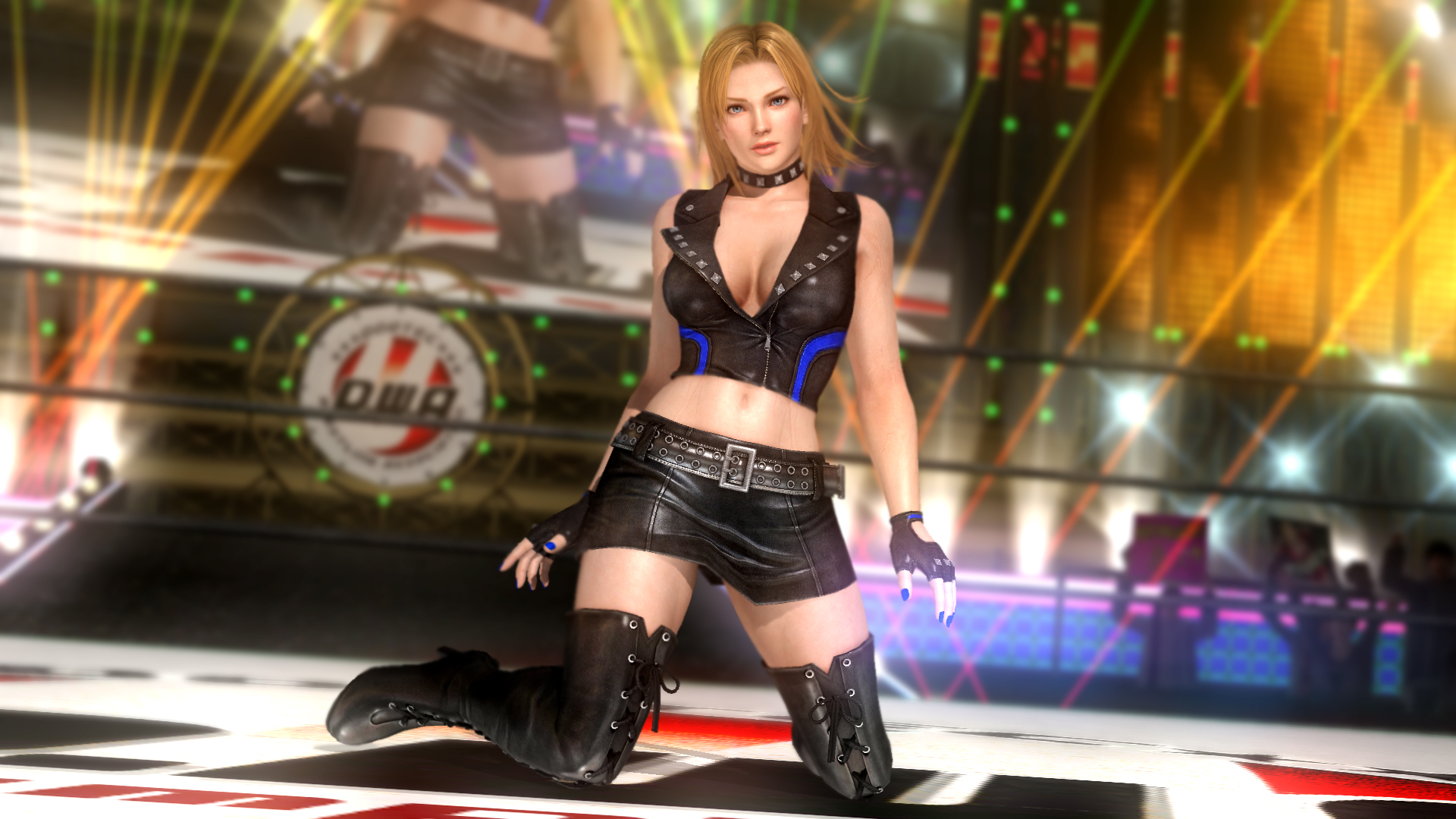 Image - DOA5U Tina A.jpg - The Dead or Alive Wiki - Dead or Alive ...
