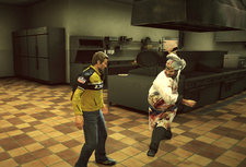 Dead rising dead rising Tastes Like Chicken 3