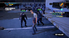 Dead rising 2 case 0 Handle with care broadsword have (8)