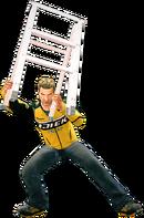 Dead rising step ladder alternate