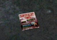 Dead rising survivalist times book