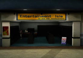 Entertainment Isle