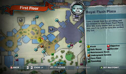 Dead rising royal flush plaza johhny kamut and the 4-seed spelt band on floor MAP