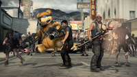 Dead rising nick and dick with freedom bear dead rising 3
