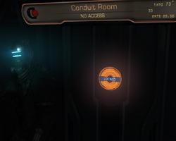 Conduit Room