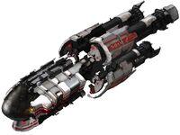 Dead Space Shuttle concept