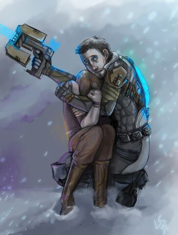 File:Isaac and Ellie in Snow Storm.jpg