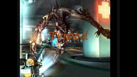 Dead Space 1-2-3 ENEMIES+INFO HD