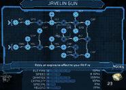 Javelin gun bench 26