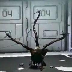 Улучшенный Люркер <i>Dead Space 2</i>.