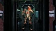 Scorpion suit