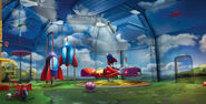 School Playground concept
