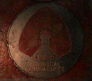 Biological lab logo