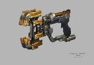 Wepveh ds3 plasma gun