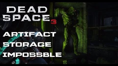 Dead Space 3 - (Isaac) Artifact Storage Walkthrough Impossible Difficulty (PC)