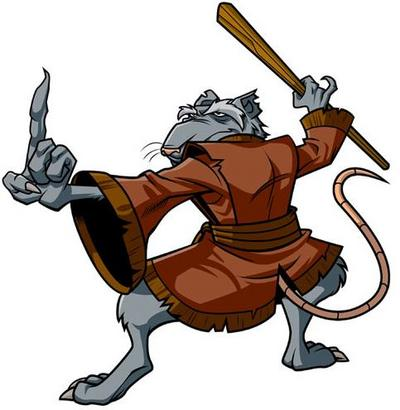 Master splinter death battle fanon wiki fandom powered by wikia - Rat tortue ninja nom ...