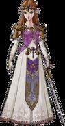 The Legend of Zelda - Artwork of Princess Zelda for Twilight Princess