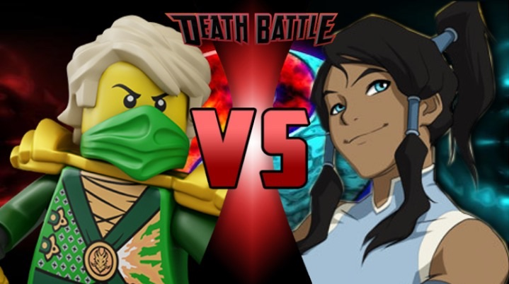 Korra vs lloyd garmadon death battle fanon wiki fandom powered by wikia - Ninjago vs ninjago ...