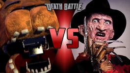 Freddy fazbear five nights at freddy s x freddy krueger a nightmare