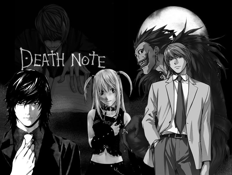 Death note full hd hdtv fhd 1080p wallpapers hd