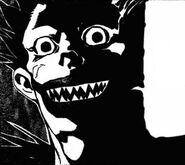 Misfortune says ryuk