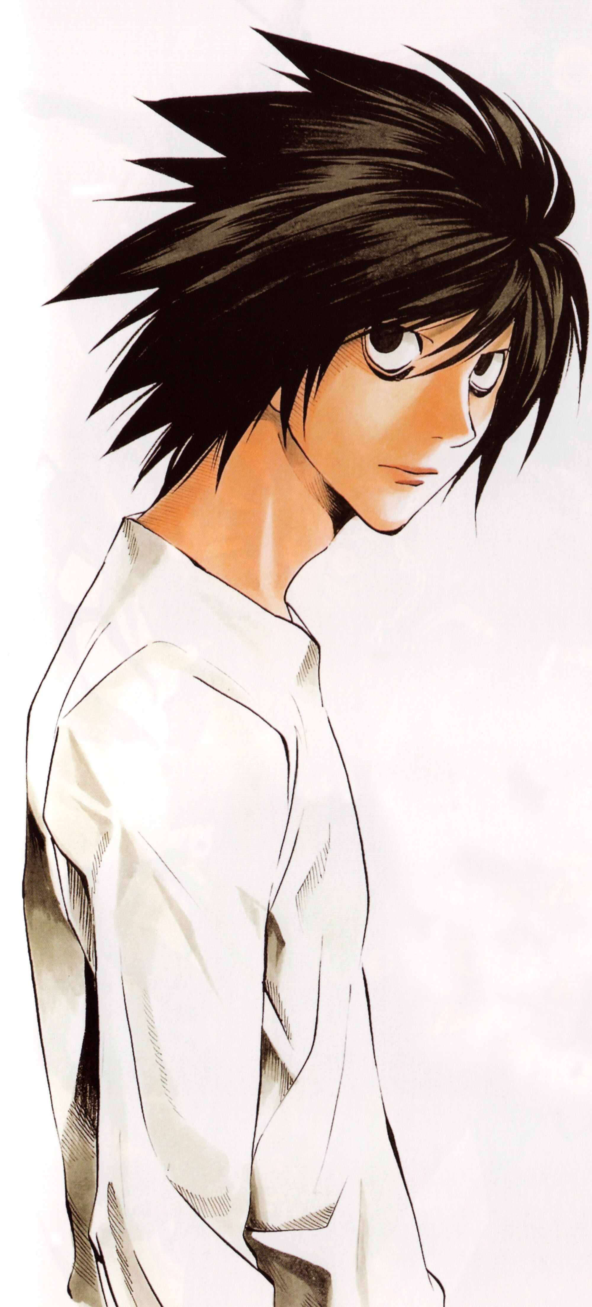 L Lawliet: Remember the Name by RhymeLawliet on DeviantArt