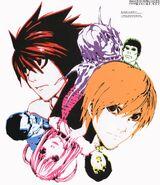 Kisuki.net artbooks death-note-blanc-et-noir 34