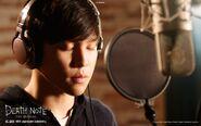 Musical Korean promo Light Hong Kwang Ho