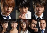 Musical promo Japanese cast