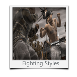 Fighting Styles (DJI)