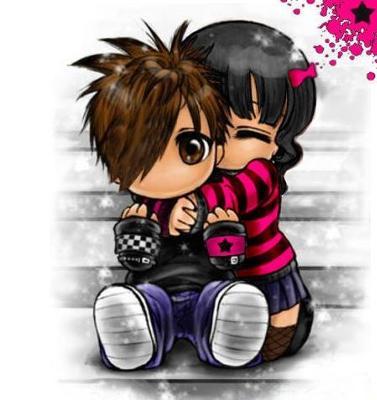 File:Cute Emo Couples.jpg