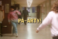 Pa-arty! - Title Card