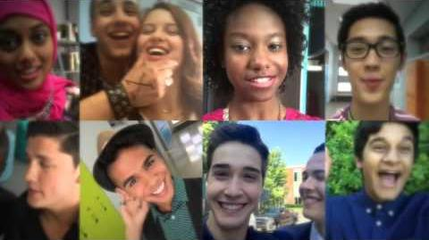 Degrassi Next Class - Opening Sequence