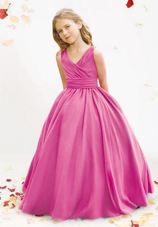 File:Pink-ballgown-flower-girl-dress.jpg