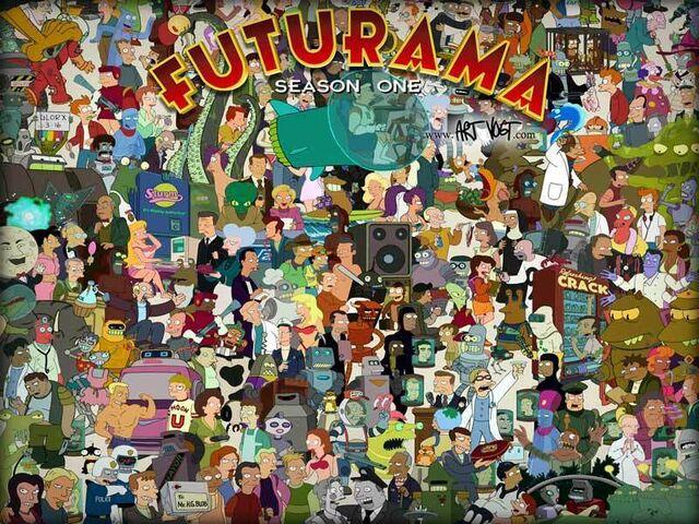 File:FuturamaCast.jpg